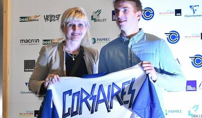 BEST Interim soutient Les Corsaires de Nantes