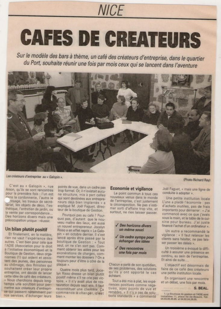 CafesCreateursNice1998