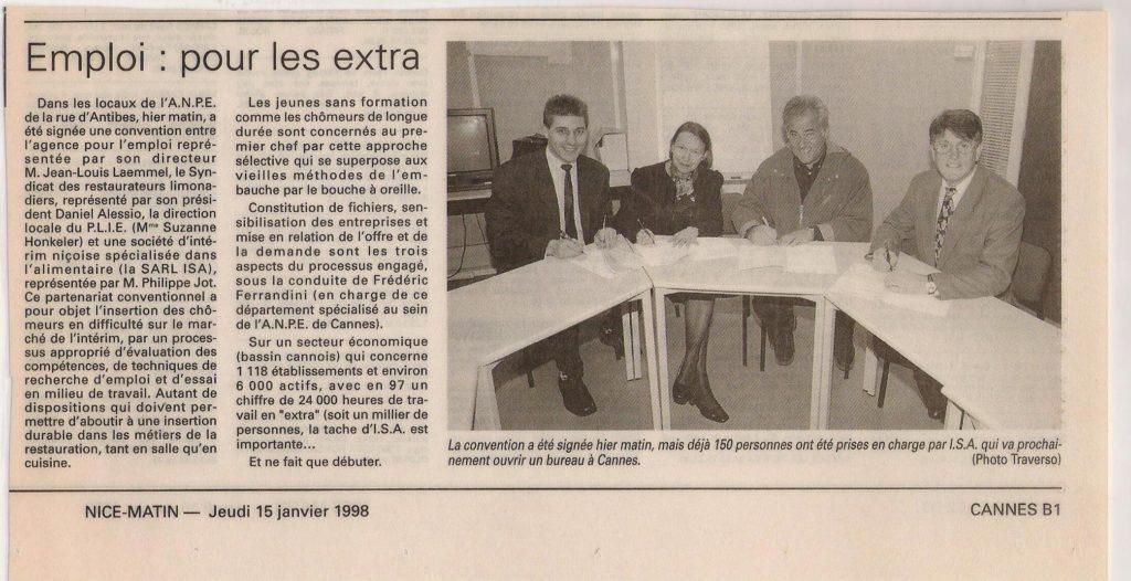 ConventionANPEIsaInterim1998