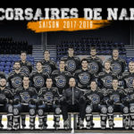 Corsaires de Nantes 2017-2018